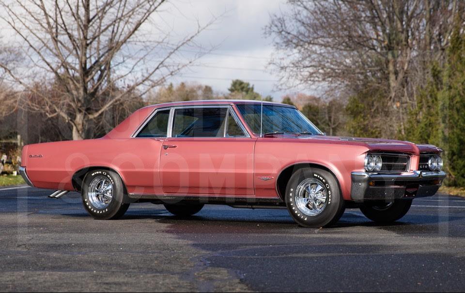 1964 Pontiac GTO Coupe (1)