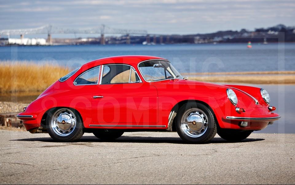 1964 Porsche 356 Carrera 2 Coupe