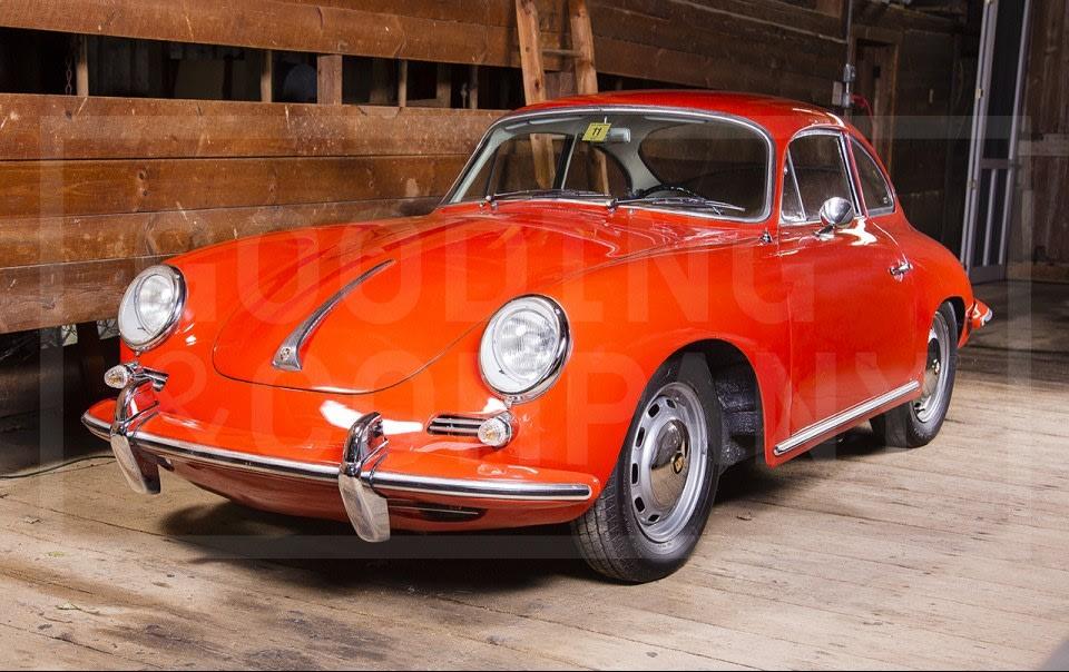 1964 Porsche 356 SC Coupe-3