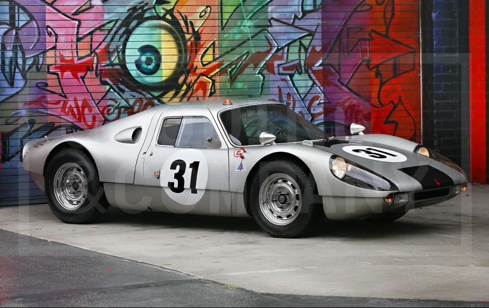 1964 Porsche 904 Carrera GTS-4