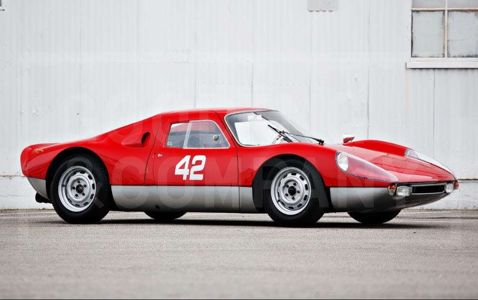 1964 Porsche 904 Carrera GTS-5