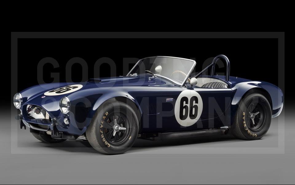 1964 Shelby 289 Cobra-8