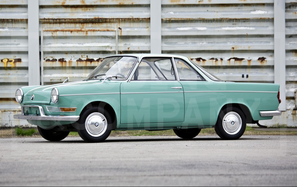 1965 BMW 700 LS Coupe