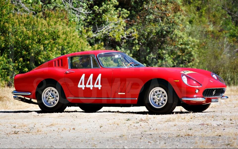 1965 Ferrari 275 GTB-6