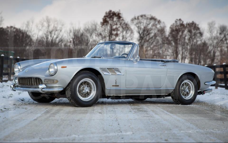 1965 Ferrari 275 GTS-3