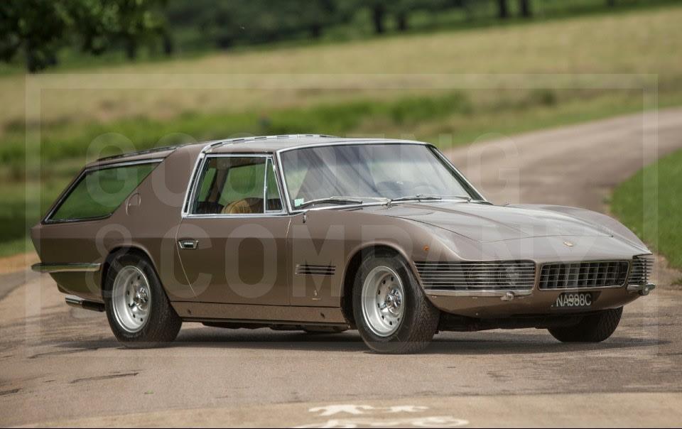 1965 Ferrari 330 GT 2+2 Shooting Brake