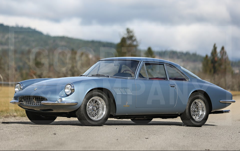 1965 Ferrari 500 Superfast-5