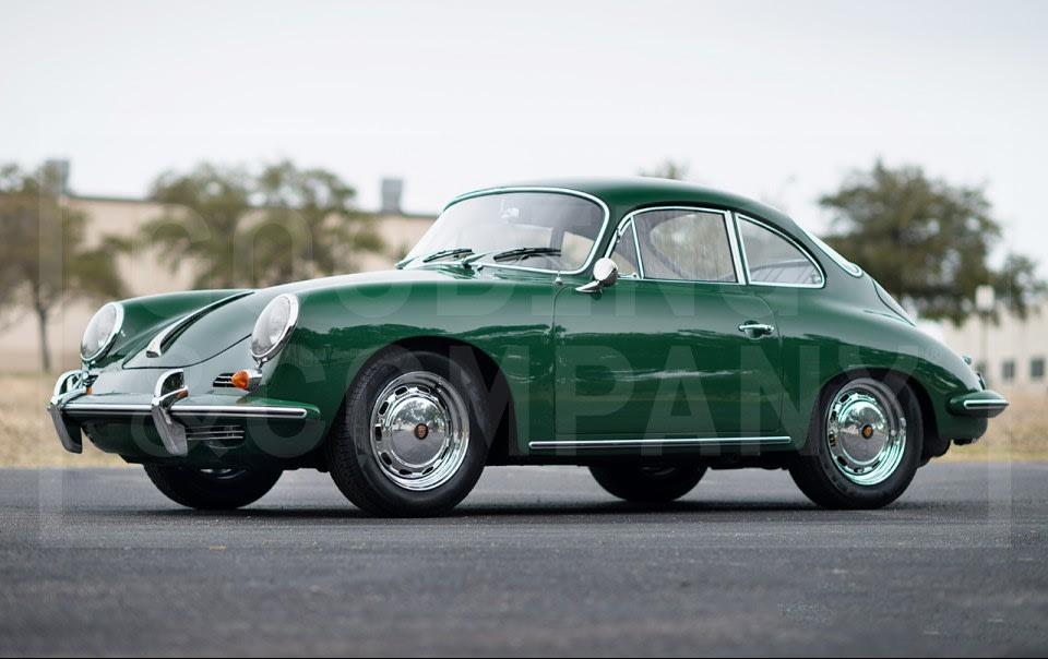 1965 Porsche 356 C Coupe-3