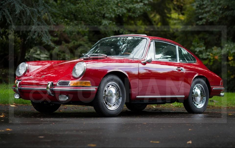 1965 Porsche 911-4