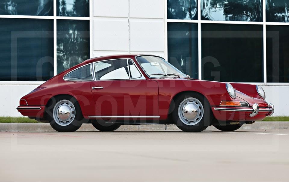 1965 Porsche 911-6
