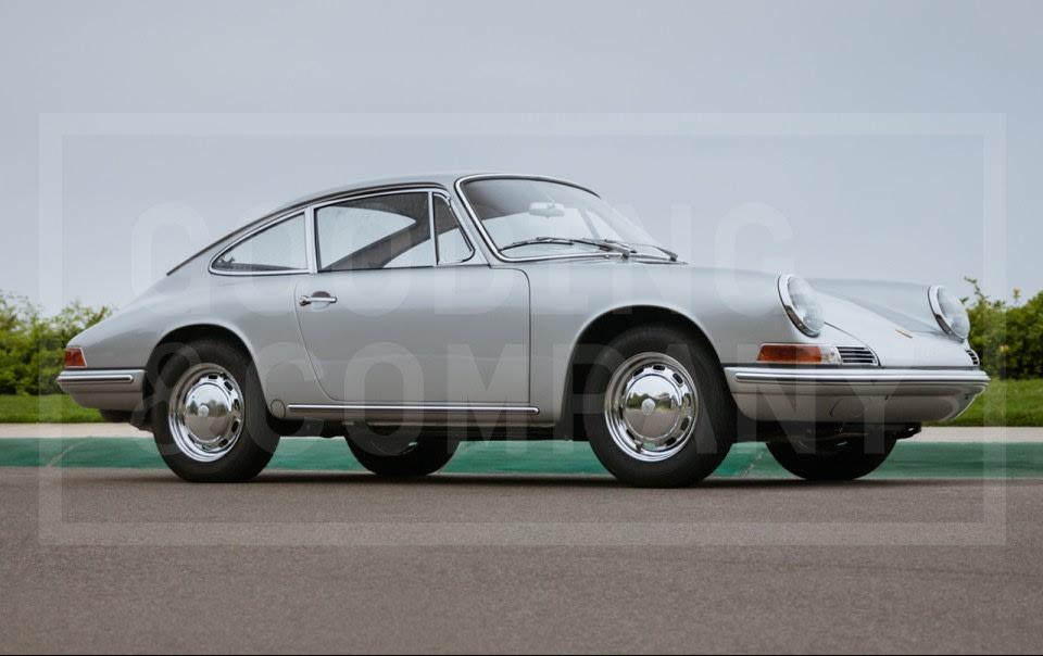 1965 Porsche 911(3)