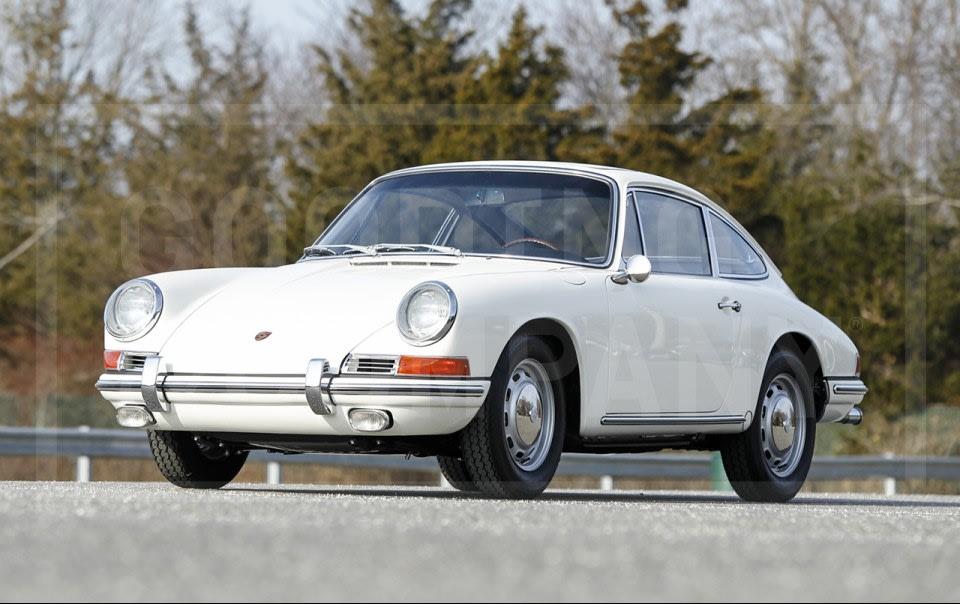 1965 Porsche 911 (2)
