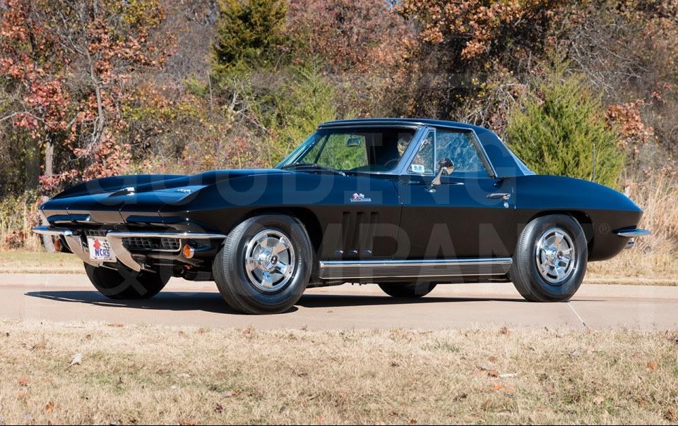 1966 Chevrolet Corvette 427/425 Roadster