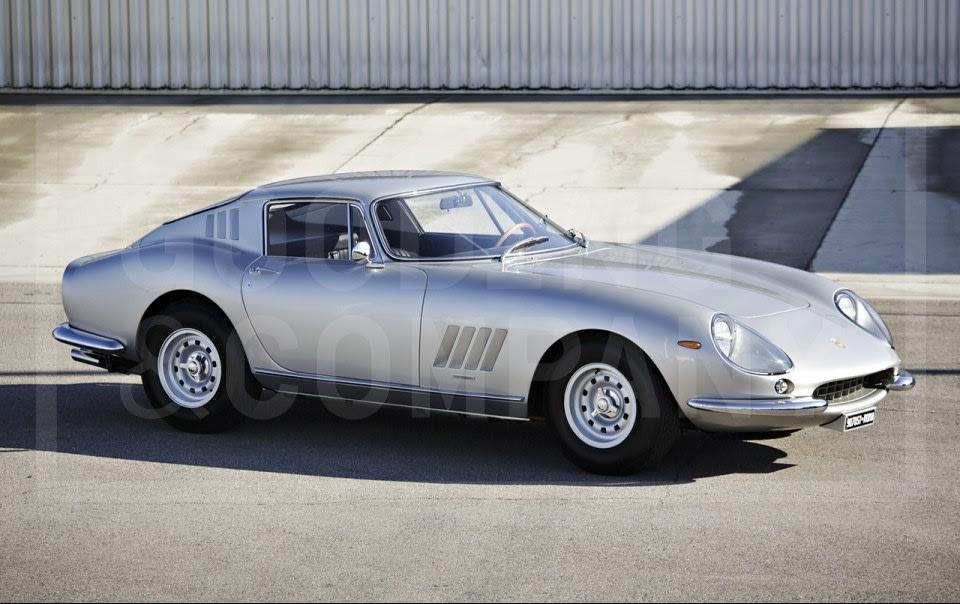 1966 Ferrari 275 GTB Long Nose Alloy-3