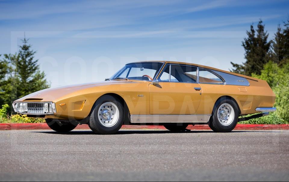 1966 Ferrari 330 GT 2+2 Speciale