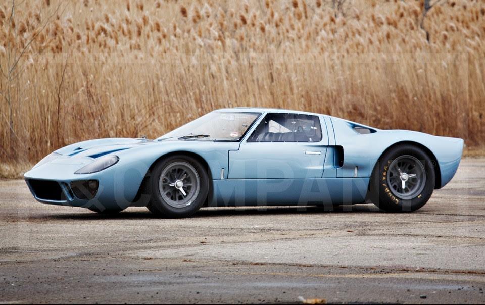 1966 Ford GT40 Mk I-1
