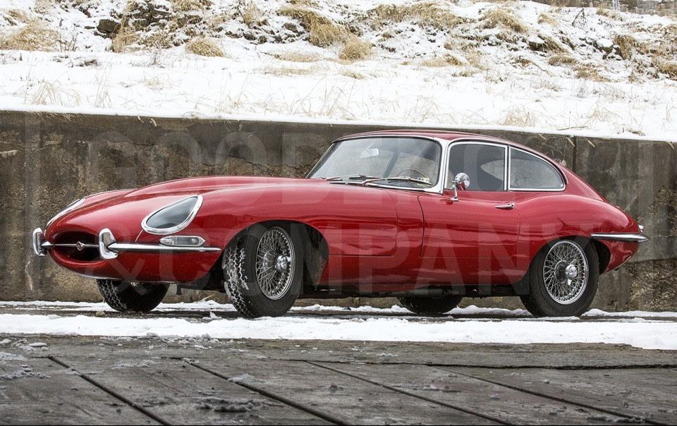 1966 Jaguar E-Type Series 1 4.2-Litre Coupe-5