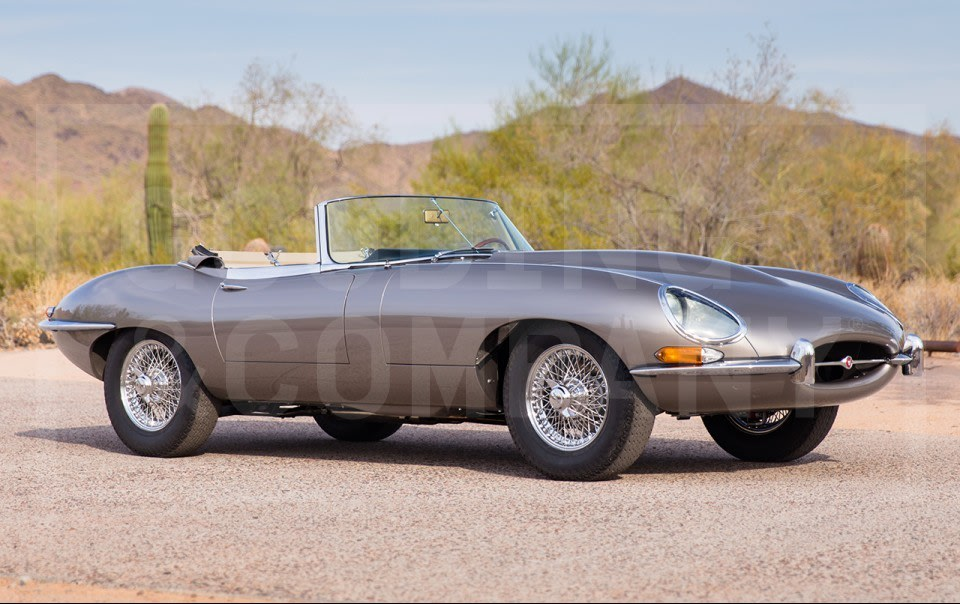 1966 Jaguar E-Type Series I 4.2-Litre Roadster-5