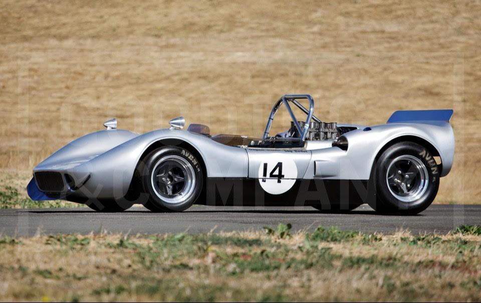 1966 McLaren M1B
