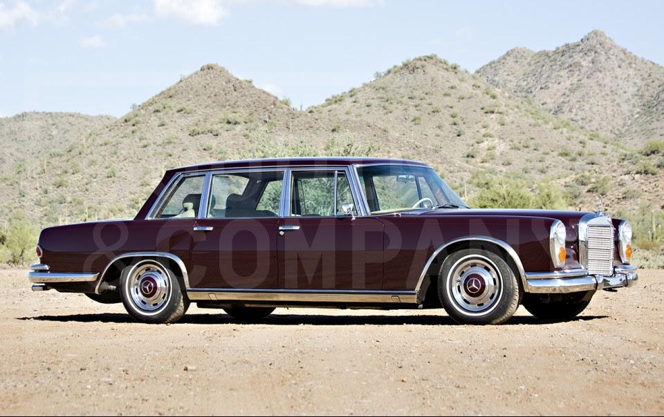 1966 Mercedes-Benz 600 SWB