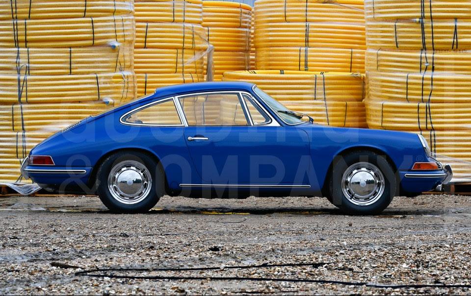1966 Porsche 911-3