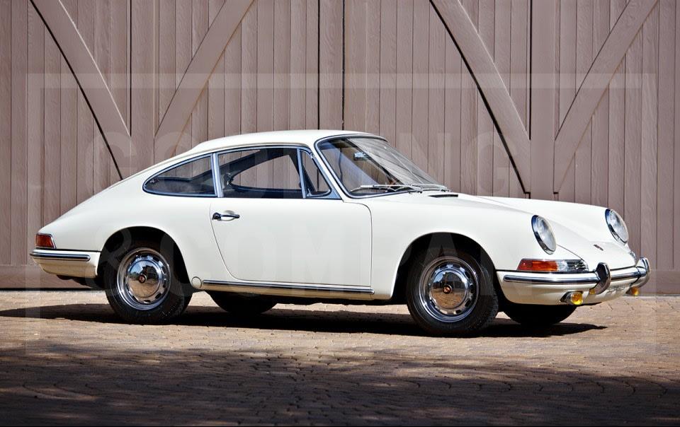 1966 Porsche 911-5