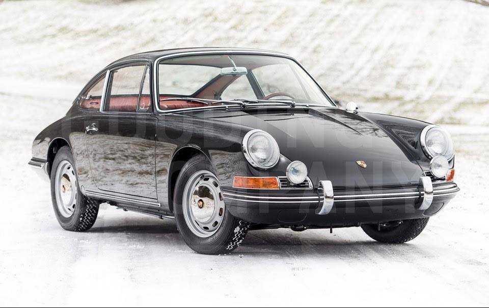 1966 Porsche 911-6