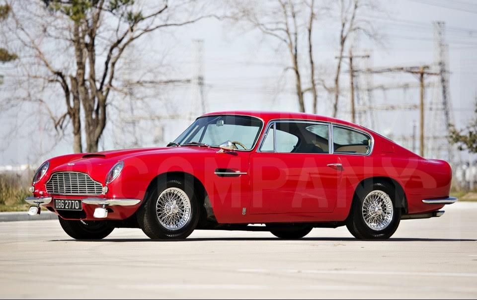 1967 Aston Martin DB6-3