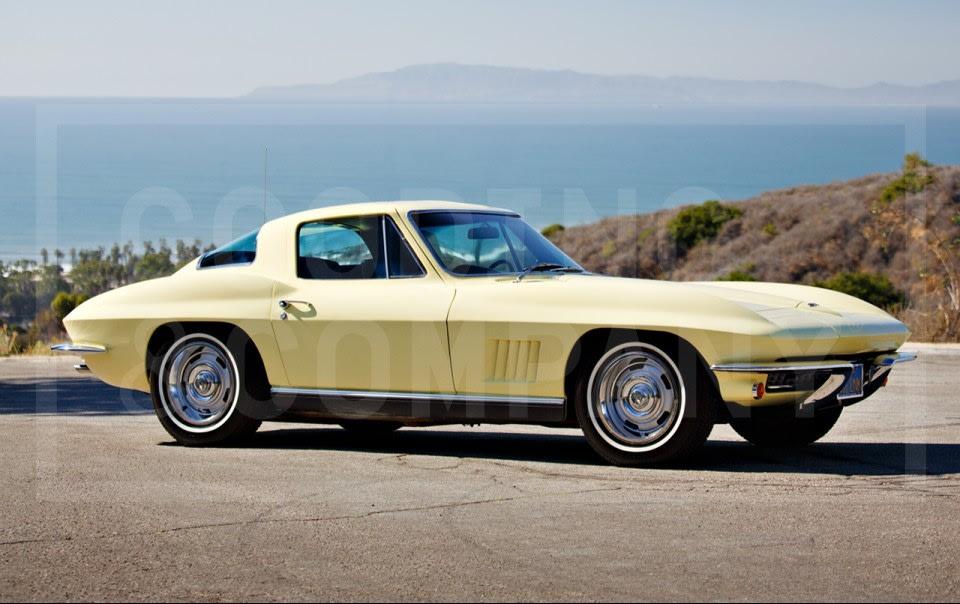 1967 Chevrolet Corvette 327/350  Coupe