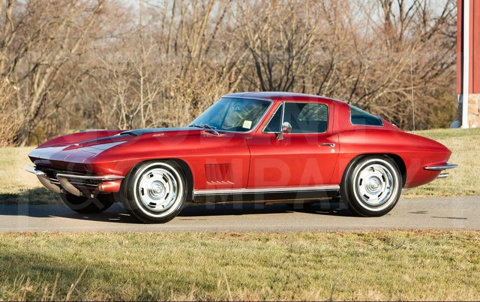 1967 Chevrolet Corvette 427/390 Coupe-2