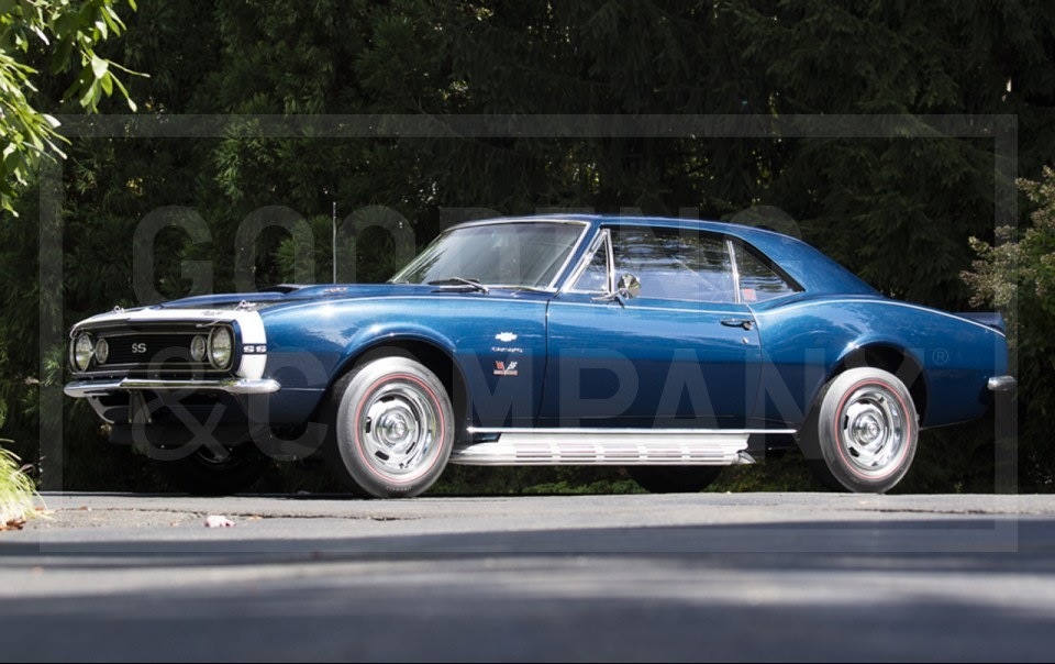 1967 Chevrolet Yenko Super Camaro