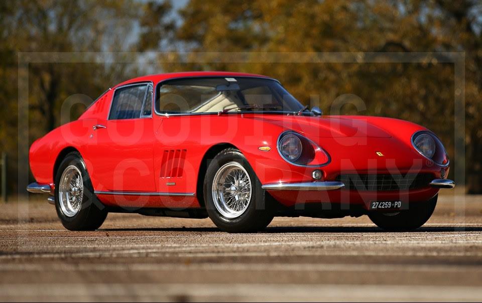 1967 Ferrari 275 GTB/4-7