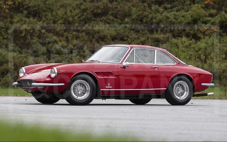 1967 Ferrari 330 GTC-5