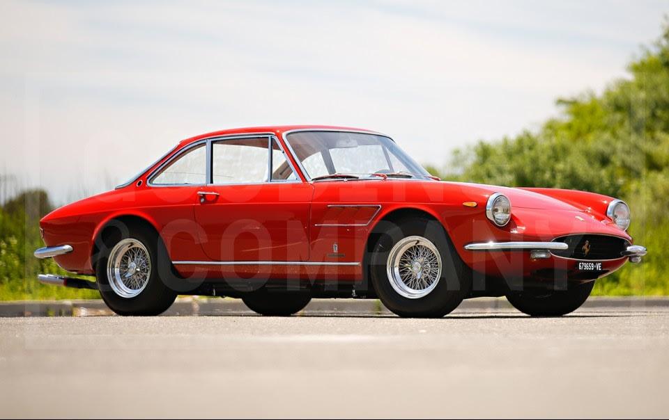 1967 Ferrari 330 GTC-6