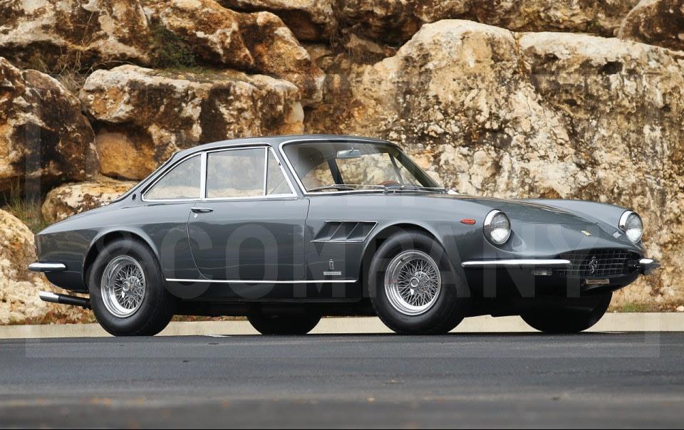 1967 Ferrari 330 GTC-8