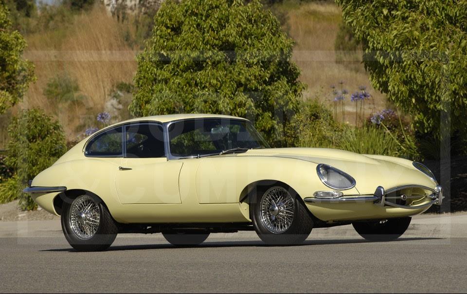 1967 Jaguar E-Type Series I Fixed Head Coupe