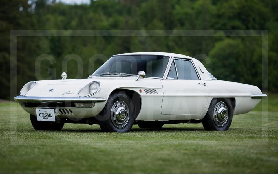 1967 Mazda Cosmo 110 Sport