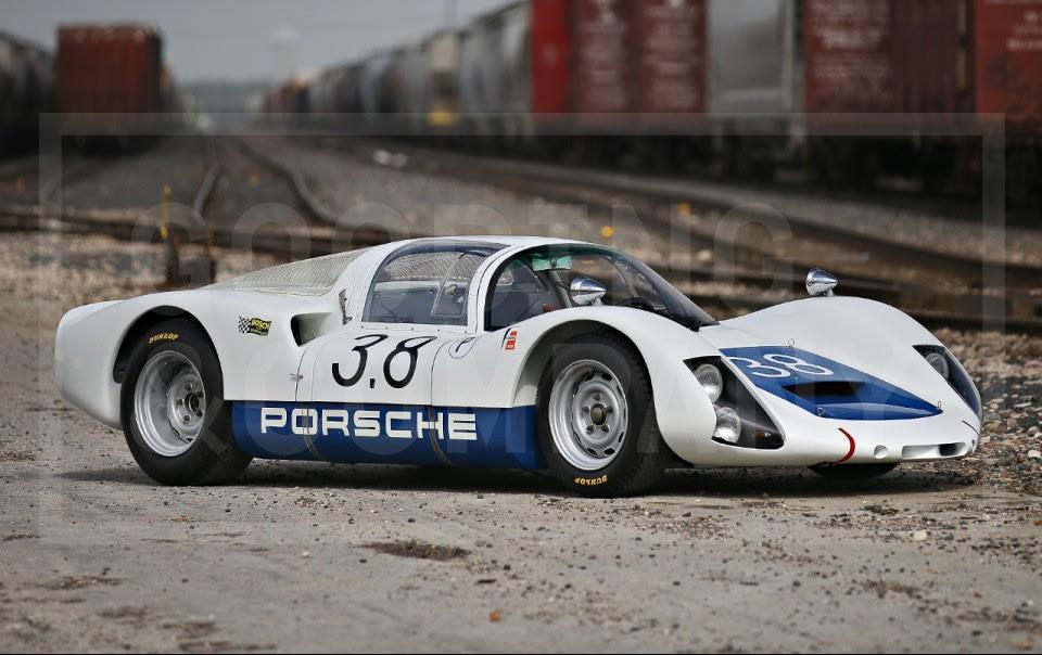 1967 Porsche 906E