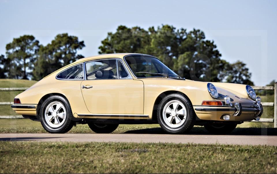 1967 Porsche 911 2.0 S-6