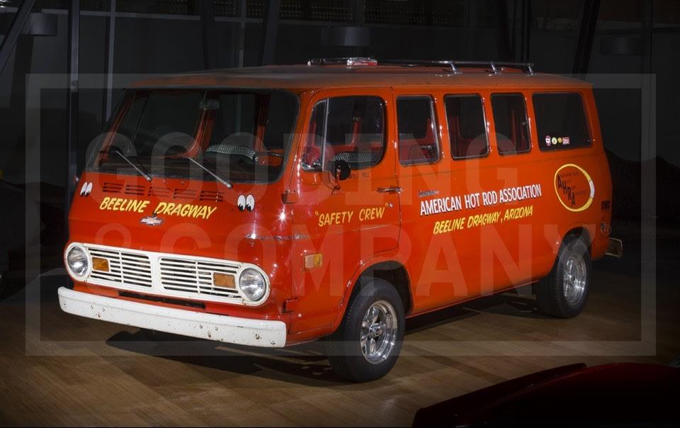 1968 Chevrolet Sportvan 108