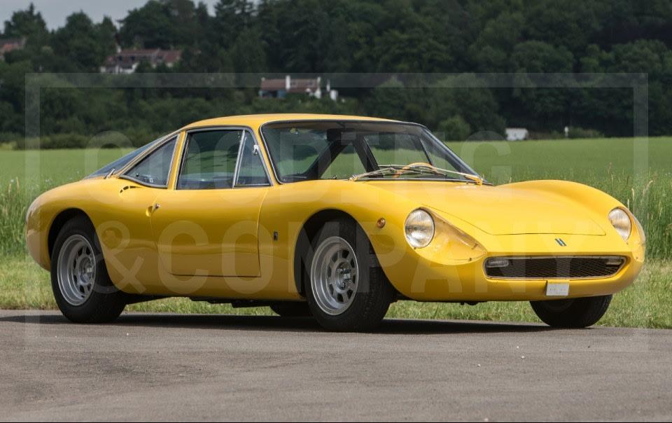 1968 De Tomaso Vallelunga