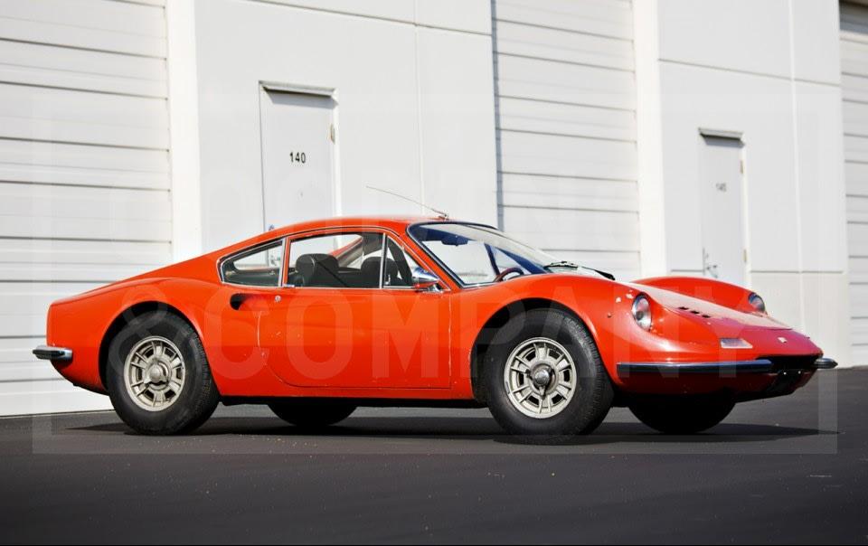 1968 Ferrari Dino 206 GT-3