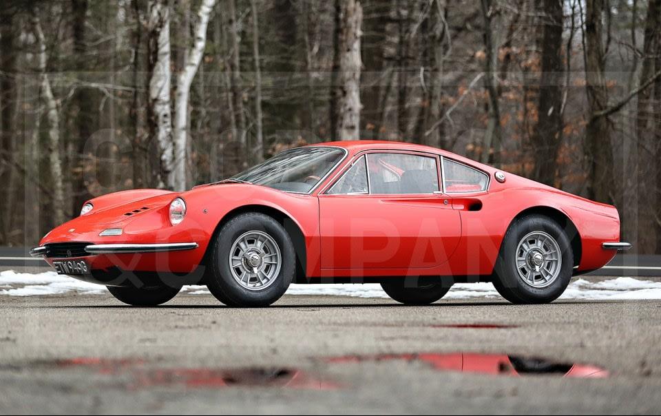 1968 Ferrari Dino 206 GT (5)