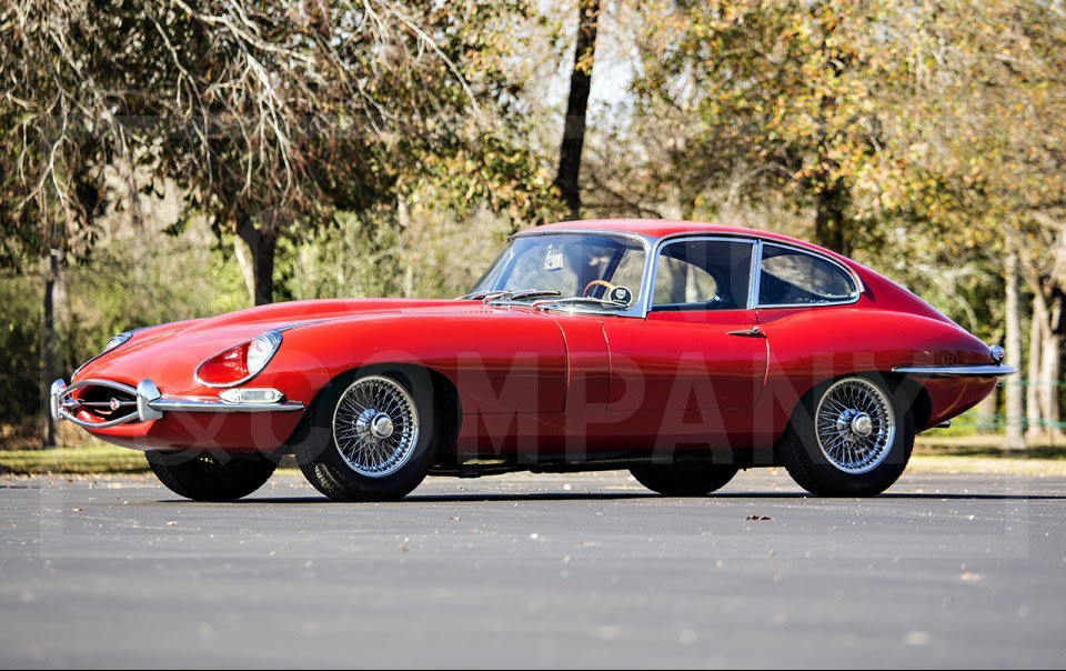 1968 Jaguar E-Type Series I 4.2-Litre Coupe