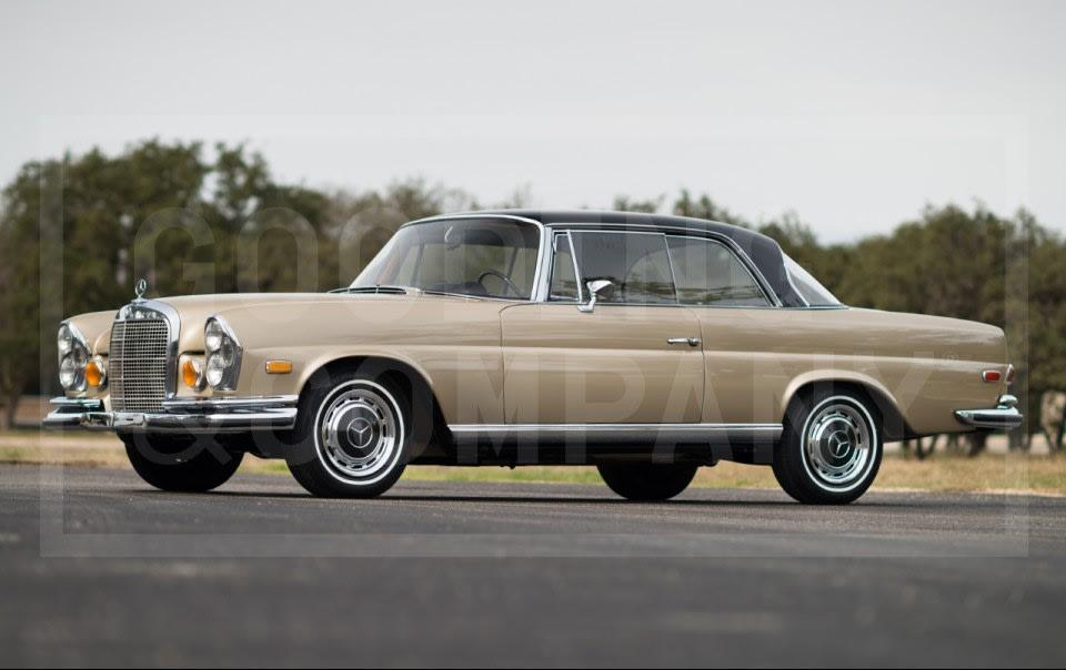 1968 Mercedes-Benz 280 SE Coupe