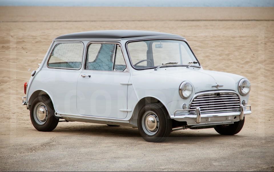 1968 Morris Mini Cooper S-2