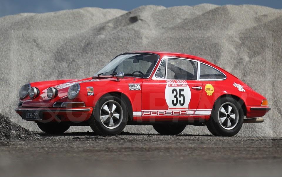 1968 Porsche 911 2.0 L-3