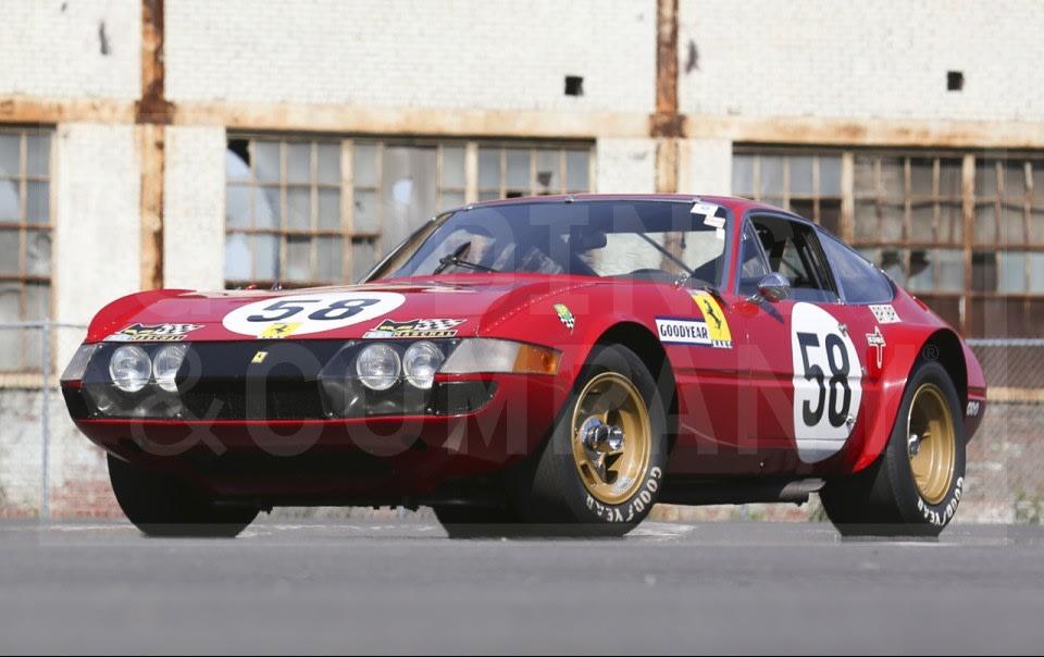 1969 Ferrari 365 GTB/4 Daytona Competizione