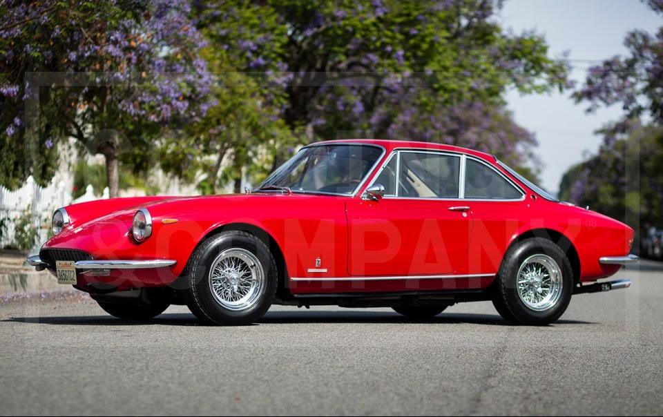 1969 Ferrari 365 GTC-7