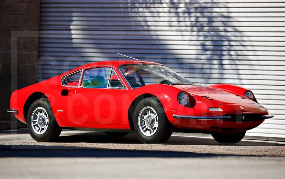 1969 Ferrari Dino 206 DT